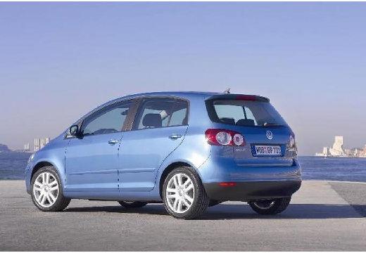 VOLKSWAGEN Golf V Plus hatchback niebieski jasny tylny lewy