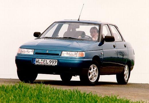 LADA 110 I sedan niebieski jasny przedni lewy