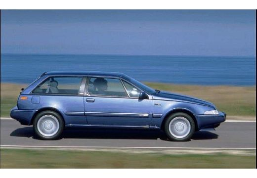 VOLVO 480 1.7 ES Aut. Coupe I 1.8 102KM (benzyna)