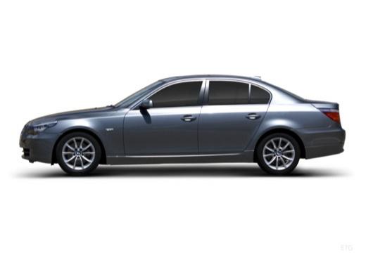 BMW Seria 5 E60 II sedan boczny lewy