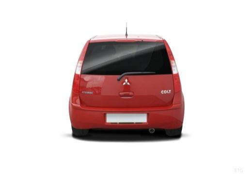 MITSUBISHI Colt V hatchback tylny