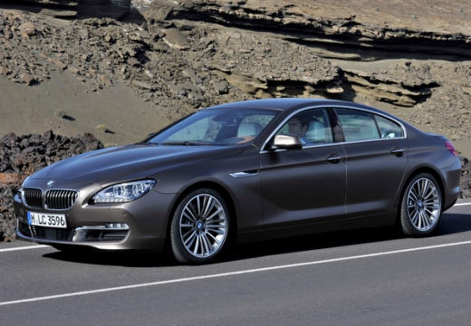 BMW 640d xDrive M Sport Edition Sedan Gran Coupe F06 I 3.0 313KM (diesel)