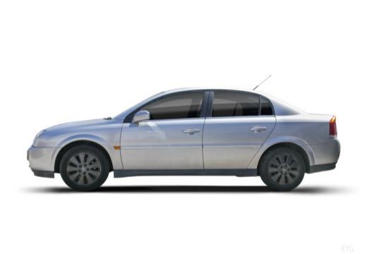 OPEL Vectra C I sedan boczny lewy