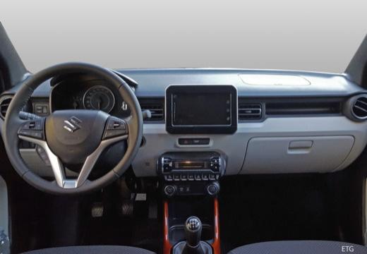 SUZUKI Ignis hatchback tablica rozdzielcza