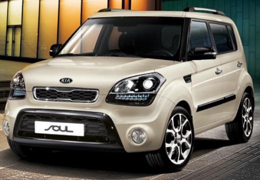 KIA Soul 1.6 CRDI XL aut Hatchback III 128KM (diesel)