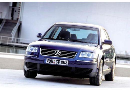 VOLKSWAGEN Passat 1.6 Trendline Sedan IV 102KM (benzyna)