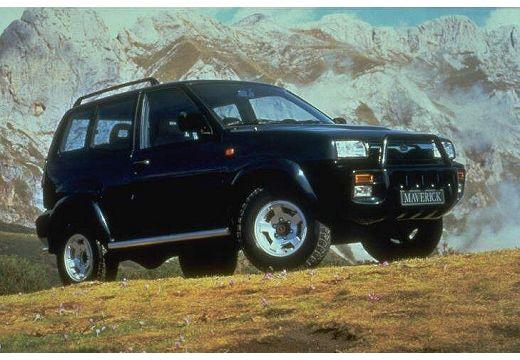 FORD Maverick 2.7 TD GLX Kombi I 100KM (diesel)