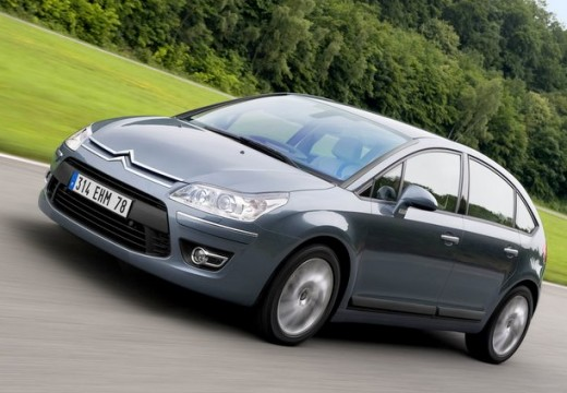 CITROEN C4 1.4 16V My Way Hatchback II 90KM (benzyna)