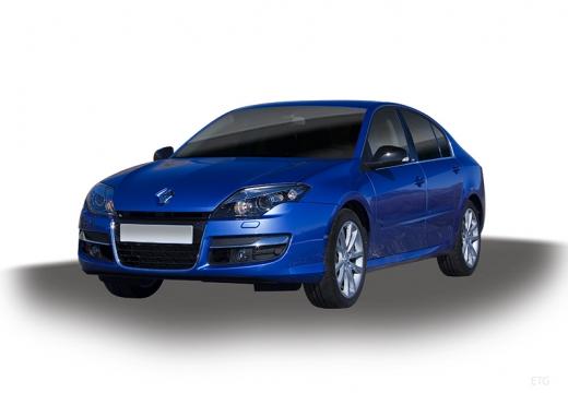 RENAULT Laguna III II hatchback niebieski jasny