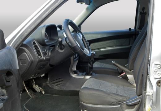 TATA Xenon pickup wnętrze