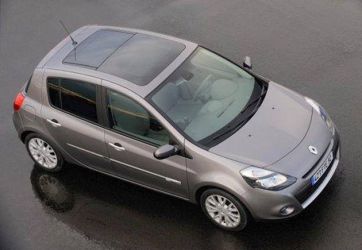 RENAULT Clio hatchback silver grey przedni prawy