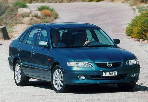 MAZDA 626 1.9 Exclusive Hatchback V 100KM (benzyna)