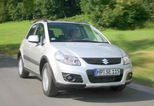 SUZUKI SX4 1.6 Comfort Plus 4WD Hatchback II 120KM (benzyna)
