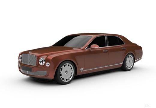 BENTLEY Mulsanne Speed Sedan I 6.8 537KM (benzyna)