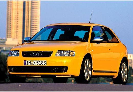 AUDI A3 /S3 8L II hatchback żółty przedni lewy