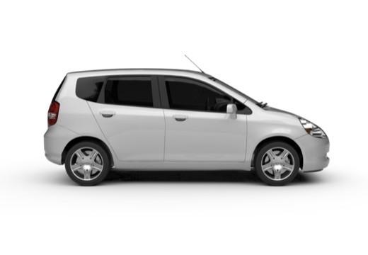 HONDA Fit hatchback boczny prawy
