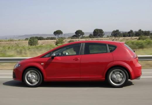 SEAT Leon 2.0 TDI FR Hatchback II 170KM (diesel)
