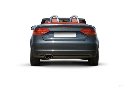AUDI A3 Cabriolet kabriolet tylny