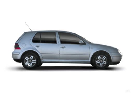 VOLKSWAGEN Golf IV hatchback boczny prawy