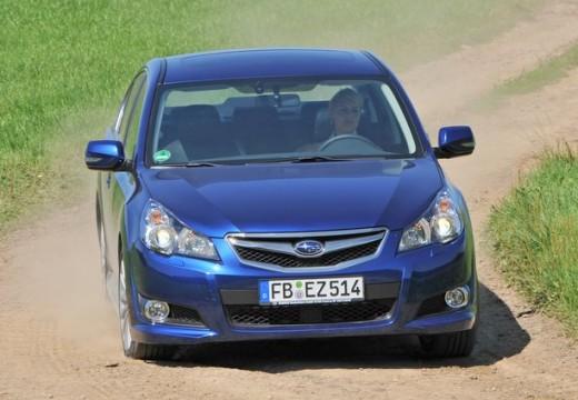 SUBARU Legacy VIII sedan niebieski jasny przedni prawy