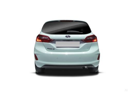 FORD Fiesta hatchback tylny