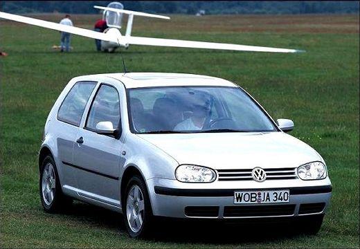 VOLKSWAGEN Golf IV hatchback silver grey przedni prawy