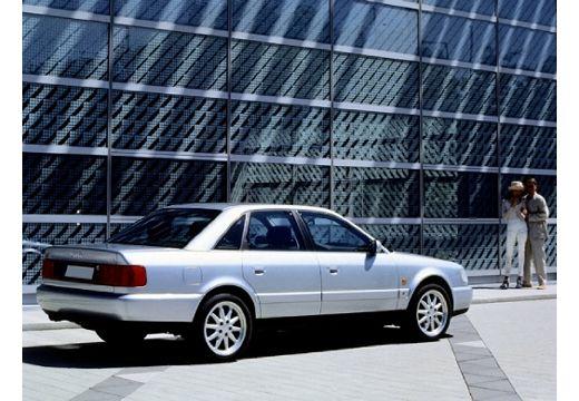 AUDI A6 /S6 C4 sedan silver grey tylny prawy