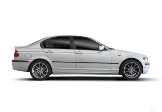 BMW Seria 3 E46/4 sedan boczny prawy