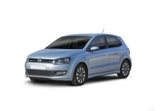 VOLKSWAGEN Polo 1.0 BMT Trendline Hatchback V II 60KM (benzyna)
