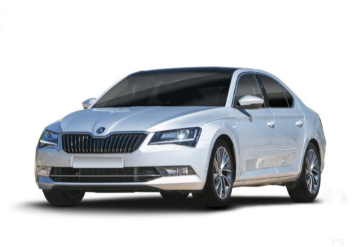 SKODA Superb III I hatchback
