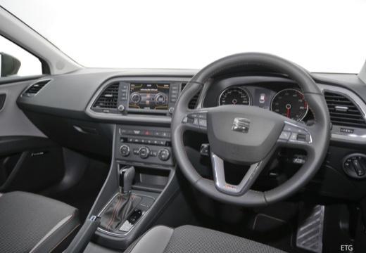SEAT Leon X-Perience I kombi tablica rozdzielcza
