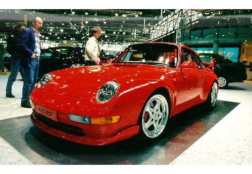 PORSCHE 911 coupe przedni lewy