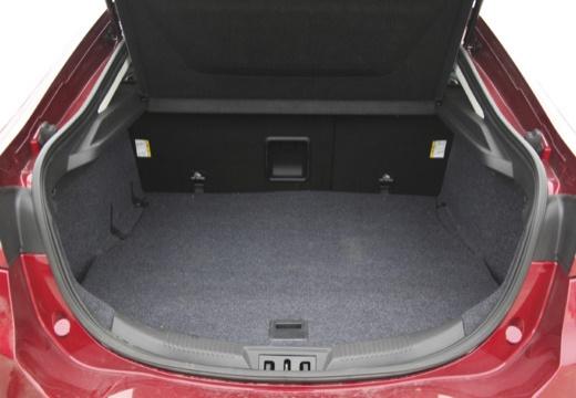 FORD Mondeo VIII hatchback przestrzeń załadunkowa