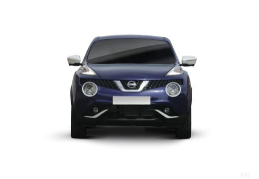 NISSAN Juke II hatchback przedni