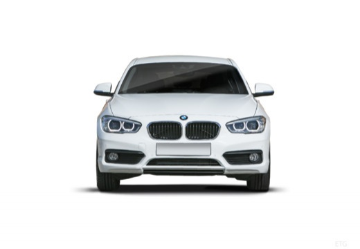 BMW Seria 1 F20 II hatchback przedni