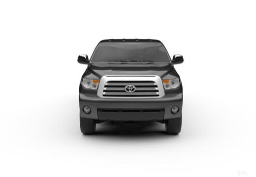 Toyota Tundra II pickup przedni