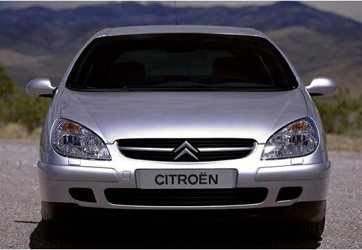 CITROEN C5 3.0 V6 Exclusive Hatchback I 207KM (benzyna)