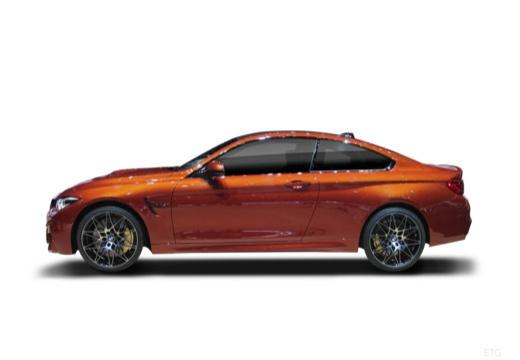 BMW Seria 4 F32/F82 20 coupe boczny lewy
