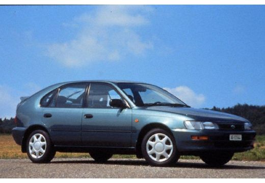 Toyota Corolla 2.0 D XL Hatchback III 72KM (diesel)