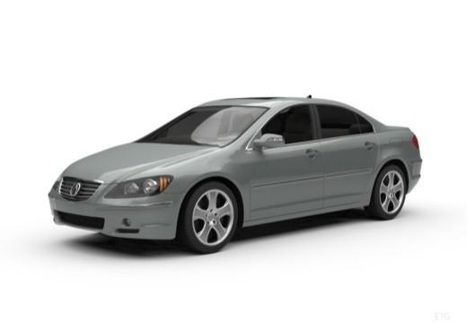 ACURA RL sedan przedni lewy