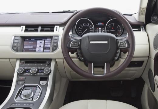 LAND ROVER Range Rover Evoque I kombi tablica rozdzielcza