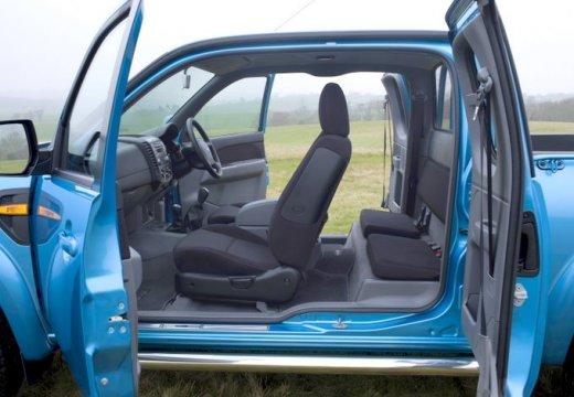 FORD Ranger III pickup wnętrze