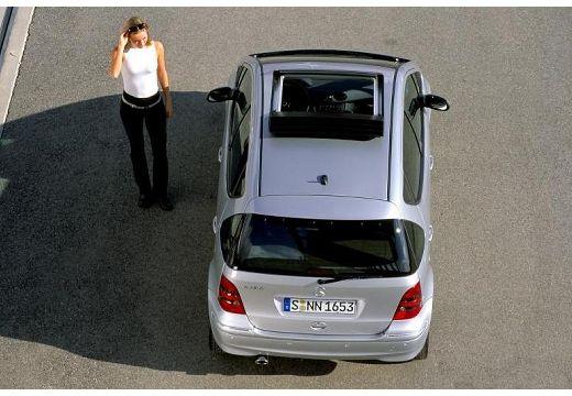 MERCEDES-BENZ A 170 CDI L Elegance Hatchback V 168 1.7 95KM (diesel)