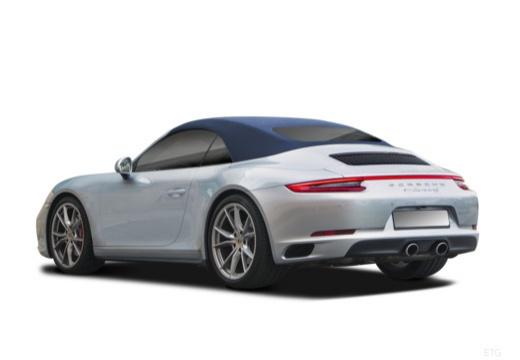PORSCHE 911 Cabrio 991 II kabriolet tylny lewy