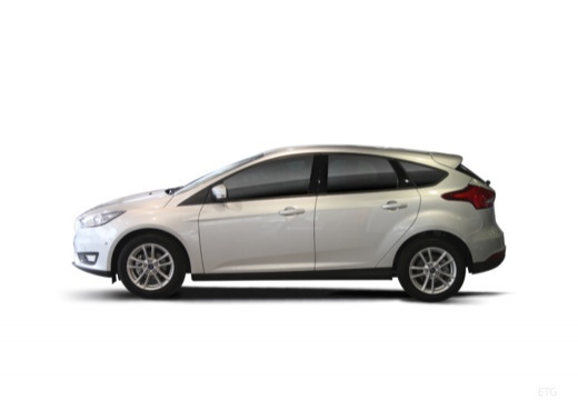 FORD Focus VI hatchback boczny lewy