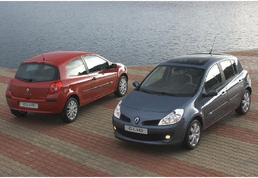 RENAULT Clio 1.2 16V Authentique Hatchback III I 65KM (benzyna)