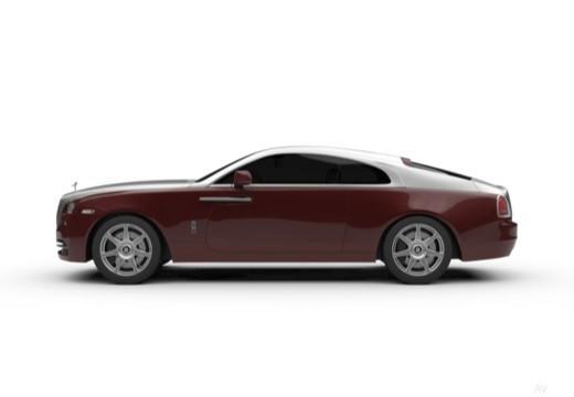 ROLLS-ROYCE Wraith coupe boczny lewy