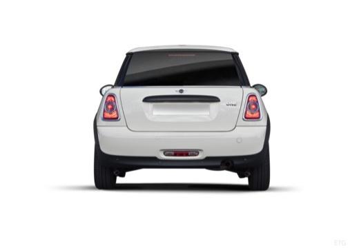 MINI [BMW] Mini MINI One IV hatchback tylny