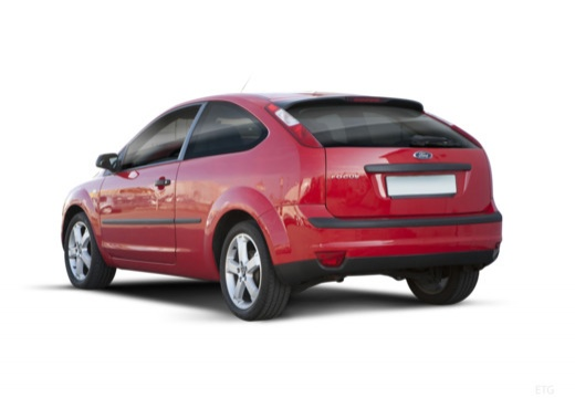 FORD Focus III hatchback tylny lewy