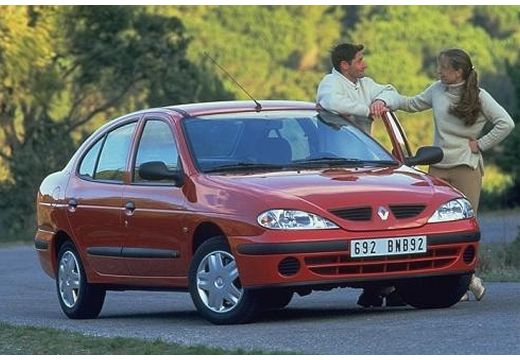 RENAULT Megane 1.6 16V Air Sedan Classic III 110KM (benzyna)